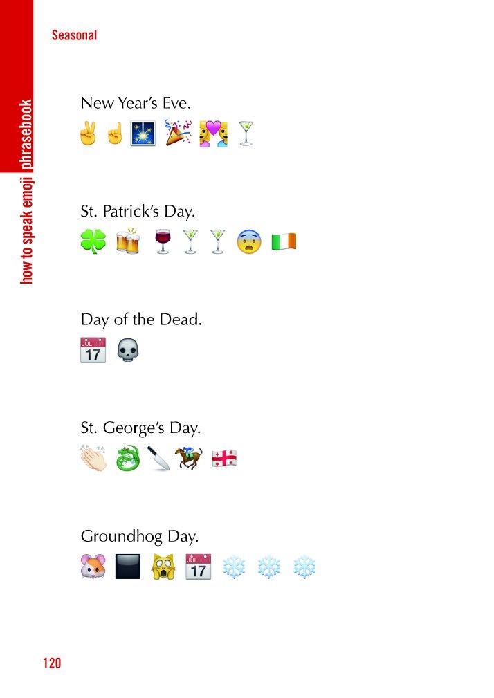 write a story with emojis