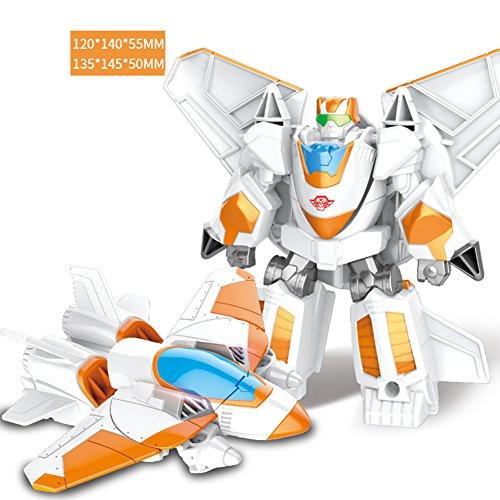 Fashionwu 変形玩具車 ロボット 車おもちゃ 合体ロボ 子供 ギフト クリスマス