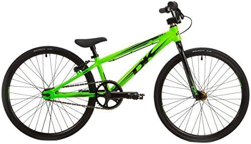 DK Sprinter Mini bicicleta BMX 2016 verde 18 en 20 en: Amazon.es: Deportes y aire libre