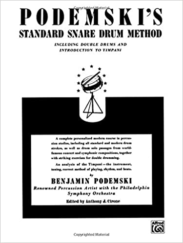 goldenberg snare drum book pdf