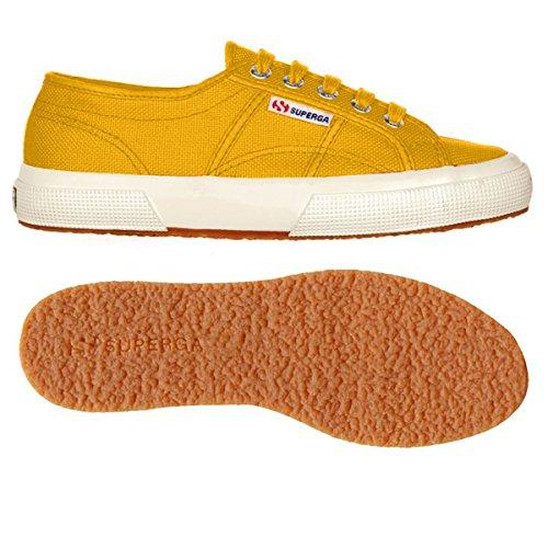 Unisex Sneaker Dk Adulto cotushirt Superga 2750 S003i10 Yellow xqIgHzS