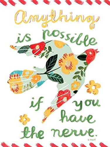 Anything Is Possible Poster Print by Shelly Hely