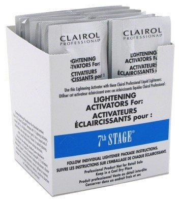 Clairol Lightening Activators 7th Stage 0.5oz (24 Pack)