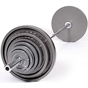 Troy USA Sports Olympic Weight Set Review
