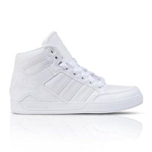 adidas - Zapatillas Altas Hombre, Color Blanco, Talla 44 EU: Amazon.es: Zapatos y complementos