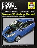 Ford Fiesta Petrol & Diesel (08-11). John S. Mead