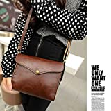 HOT!Women Small Cute Lovely Shoulder Bags,BeautyVan Fashion Charming 1PC Womens Leather Women Small Cute Lovely Shoulder Bags Satchel Handbag Tote Hobo Messenger (A)