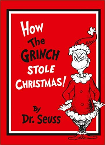 How The Grinch Stole Christmas! Gift Edition (Dr. Seuss): Amazon ...
