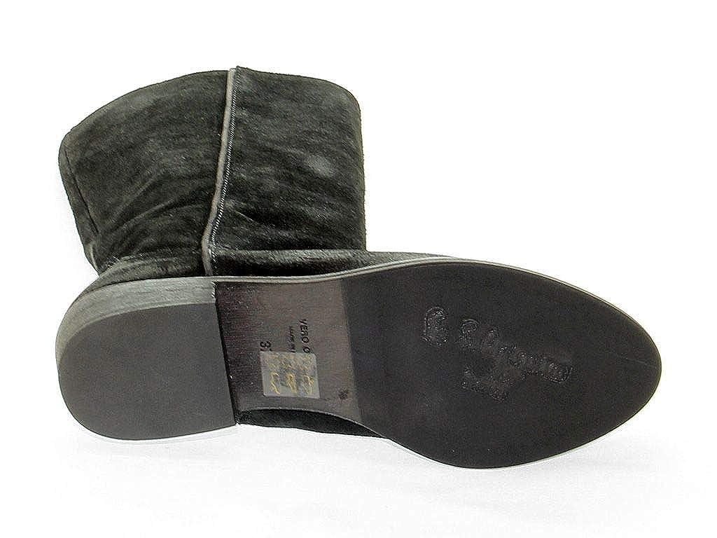 Season Outlet SAN CRISPINO Luxury Fashion Womens 3326 Black Boots
