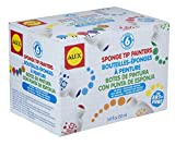 : ALEX Toys Artist Studio 6 Dots and Dashes Sponge Tip Painters