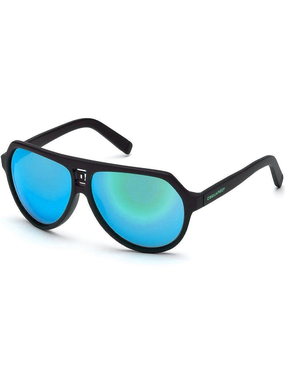 Dsquared - Gafas de sol - para hombre Negro negro Talla ...