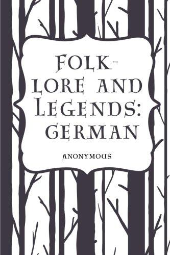 Folk Lore Legends German