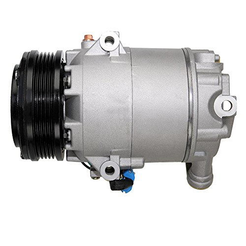 1x Compresor de aire acondicionado OPEL ASTRA G CARAVAN 1.2-2.0 1998-05 + CC + COUPE + FURGON + BERLINA; OPEL ZAFIRA 1.6 16V,1.8 16V,2.0 16V 1999-05: ...