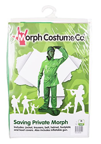 [Saving Private Morph Toy Soldier Costume from Morph Costumes] (Saving Private Morph Adult Mens Costumes)