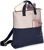 Caboodles Life & Style Essential Tote Bag, Padded Computer Bag with Easy Access Poc