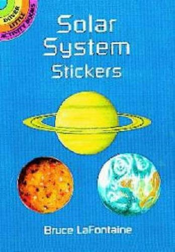 Solar System Stickers (Dover Little Activity Books ()