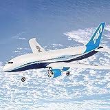 DIY RC Plane for Beginner, EPP 3CH Remote Control Airplane Boeing 787