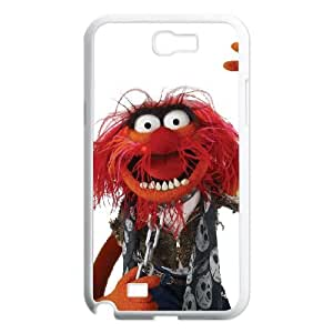 Samsung Galaxy N2 7100 Cell Phone Case White The Muppets Animal VIU135028