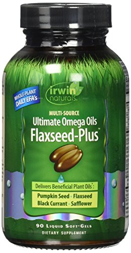 Irwin Naturals Whole Plant Omega Count