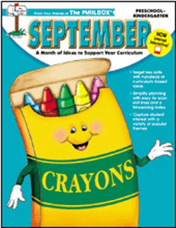 THE EDUCATION CENTER MONTHLY IDEA BOOK SEPT. GR. PREK-K