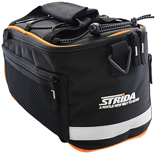 Black Strida Shoulder Bag