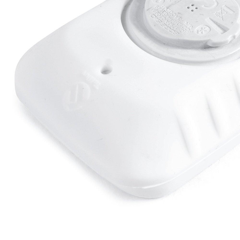 Tuff Luv /Étui de Protection en Silicone et Protecteur d/écran pour Garmin Edge Touring//Edge Touring Plus GPS Rouge