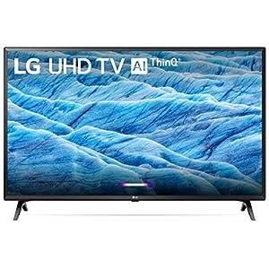 LG 43UM7300PUA Alexa Built-in 43″ 4K Ultra HD Smart LED TV (2019)