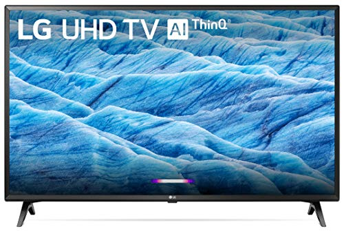 "LG 49UM7300PUA Alexa Built-in 49"" 4K Ultra HD Smart LED TV (2019)"