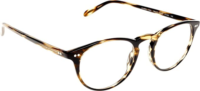 8836b9a736b Image Unavailable. Image not available for. Color  Oliver Peoples RILEY R  Eyeglasses ...
