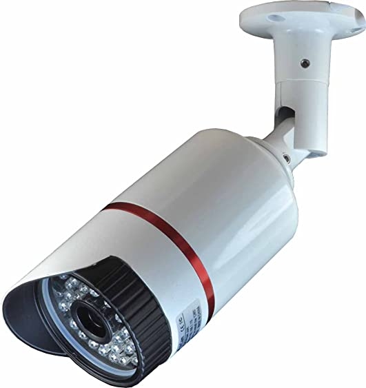 Bluefishcam CCTV Camera AHD Camera 2M AHD Camera HD 1080p 4-in-1 with OSD AHD TVI CVI CVBS 2MP 2.0MP Security Camera 80ft IR Indoor Outdoor Weatherproof Default is AHD