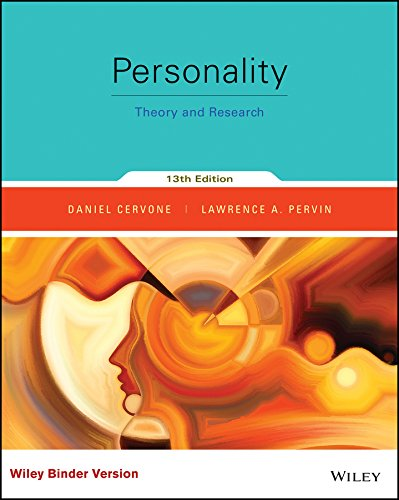 Personality:Theory+Research (Ll)