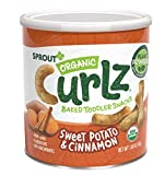Sprout Organic Baby Food Toddler Snacks Plant Power
