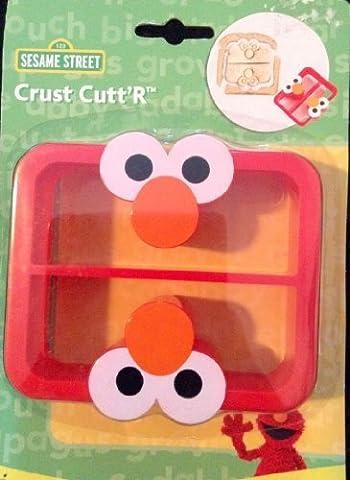 Sesame Street Elmo Theme Crust Cuttr - Elmos Shape