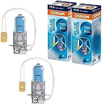 2x Osram H3 Cool Blue Intense 12 V 55w Glühlampe 20 Mehr Licht Leuchtmittel Pk22s Ovp 64151cbi Faltschachtel Birne Auto