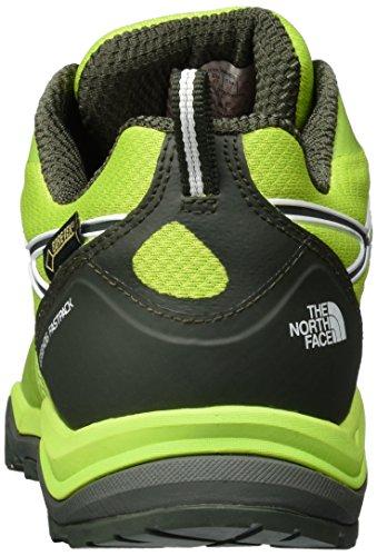 The North Face M Hedgehog Fastpack Lite GTX, Scarpe da Ginnastica Uomo Verde (Limegrn/Tnfwht)