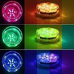 Sommergibile-Luce-LED-RGB-ALED-LIGHT-Luci-Piscina-Impermeabile-LED-Luci-Subacquee-con-Telecomandi-Laghetto-di-Notte-Luci-Decorazione-per-Piscina-Festa-Cerimonia-Nuziale-Halloween-Partito-Fish-Tank