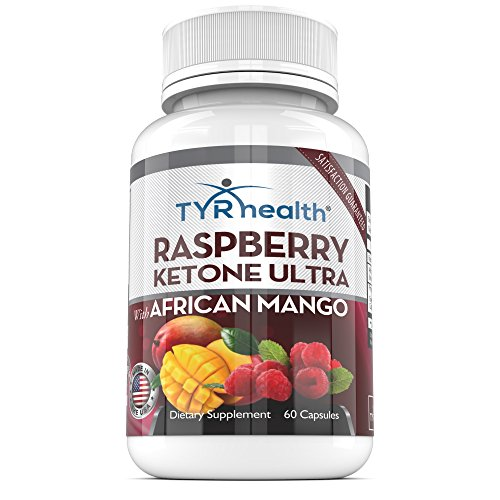 tyr health raspberry ketones ultra 60 capsules natural weight loss supplement with african. Black Bedroom Furniture Sets. Home Design Ideas