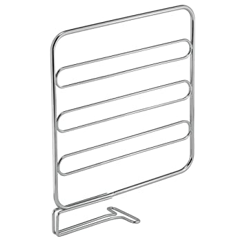 Amazon.com: InterDesign Classico Wire Shelf Divider, Closet ...