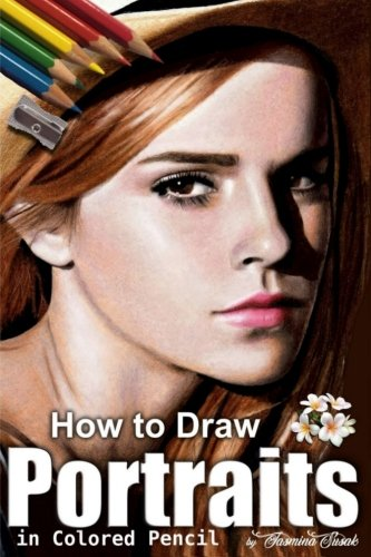 (How to Draw Portraits in Colored Pencil: Step-by-Step Drawing Tutorials)