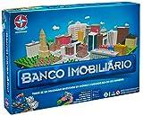 Jogo Banco Imobiliário Brinquedos Estrela