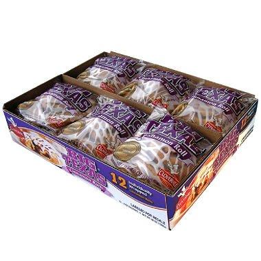 Cloverhill Bakery Cinnamon Rolls Value Pack 72/4 oz by Cloverhil Pastry