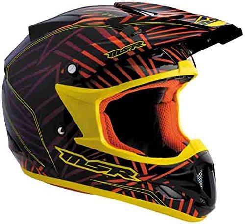 (MSR Visor for Assault 2012 Helmet - Burst)