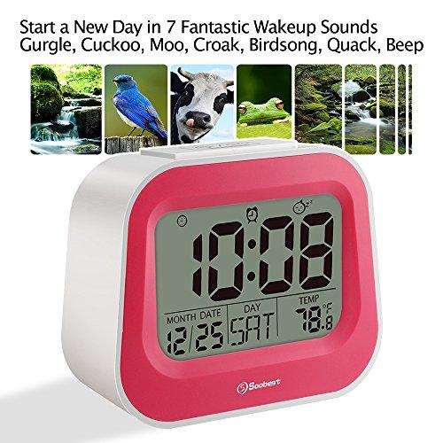 electric alarm clock - 9