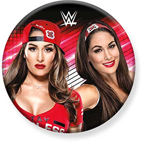 WWE - Bella Twins - Button - Pinback Style - Divas-1.25 Inch Size-Licensed New -