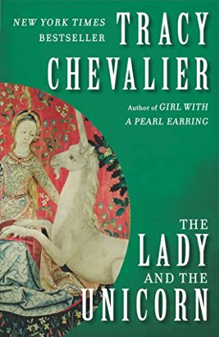 book cover of The Lady and the Unicorn