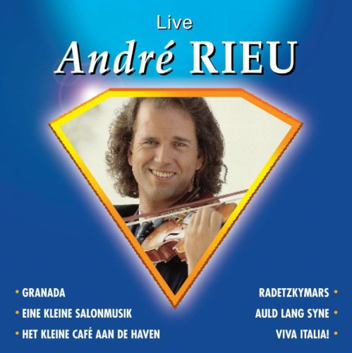 Live- Andre Rieu by Cnr Records