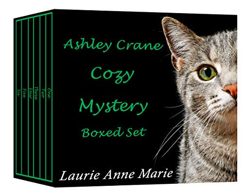 Pdf Thriller Ashley Crane Cozy Mystery Boxed Set