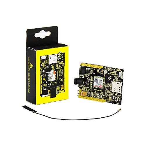 (KEYESTUDIO GPRS GSM SIM800C Shield for Arduino)