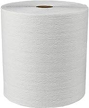 "Kimberly-Clark Professional Kleenex 50606 Hard Roll Towels, 8 x 600ft, 1 3/4"" Core Dia, White, 6 Rolls/C"