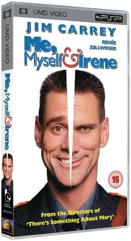 Me Myself And Irene Umd Mini For Psp Amazon Co Uk Jim Carrey